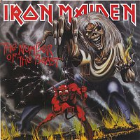 Iron Maiden – The Number Of The Beast – CD