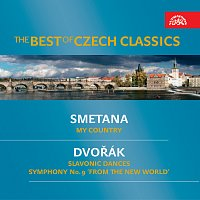 Česká filharmonie – Smetana & Dvořák: The Best of Czech Classics – CD
