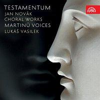 Martinů Voices, Lukáš Vasilek – Novák: Testamentum. Sborová tvorba – CD