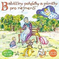 Hana Krtičková – Babiččiny pohádky a písničky pro nejmenší – CD