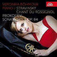 Veronika Böhmová – Stravinskij & Prokofjev: Klavírní dílo – CD