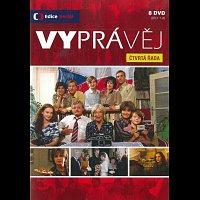 Různí interpreti – Vyprávěj - čtvrtá řada – DVD