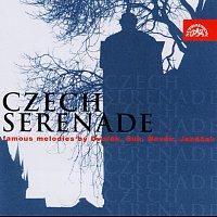 Různí interpreti – Česká serenáda - výběr – CD