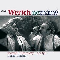 Jan Werich – Jan Werich (ne)známý – CD