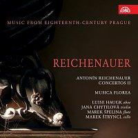Musica Florea, Marek Štryncl – Reichenauer: Koncerty II. Hudba Prahy 18. století – CD