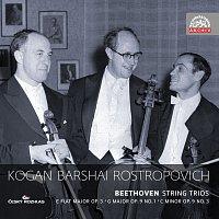 Leonid Kogan, Rudolf Baršaj, Mstislav Rostropovič – Beethoven: Smyčcová tria. Russian Masters – CD