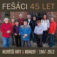 Fešáci – 45 let Největší hity & bonusy / 1967 - 2012 – CD