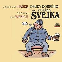 Jan Werich – Hašek: Osudy dobrého vojáka Švejka – CD-MP3
