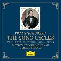Dietrich Fischer-Dieskau, Gerald Moore – Schubert: The Song Cycles - Die schone Mullerin, Winterreise & Schwanengesang – CD