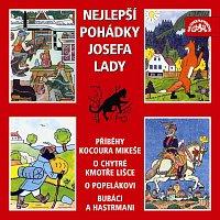 Různí interpreti – Lada: Nejlepší pohádky Josefa Lady – CD