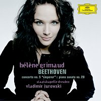 Hélene Grimaud, Staatskapelle Dresden, Wladimir Jurowski – Beethoven: Piano Concerto No. 5; Piano Sonata No.28 in A, Op.101 [International Version] – CD