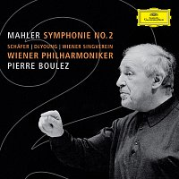 "Wiener Philharmoniker, Pierre Boulez – Mahler: Symphony No.2 ""Resurrection"" – CD"