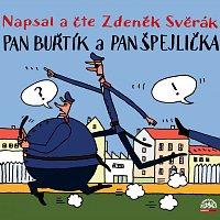 Zdeněk Svěrák – Svěrák: Pan Buřtík a pan Špejlička – CD