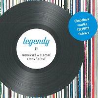 Různí interpreti – Legendy (Moravské a slezské lidové písně) – CD