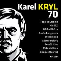 Různí interpreti – Karel Kryl 70 – CD+DVD