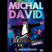 Michal David – Bláznivá noc – DVD