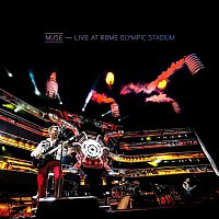 Muse – Live At Rome Olympic Stadium – CD+DVD