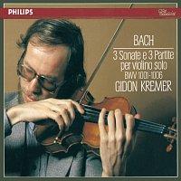 Gidon Kremer – Bach, J.S.: 3 Sonatas & Partitas for Solo Violin – CD