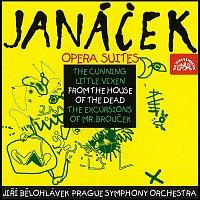 Symfonický orchestr hl.m. Prahy (FOK)/Jiří Bělohlávek – Janáček: Suity z oper – CD