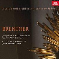 Collegium Marianum, Jana Semerádová – Brentner: Koncerty a árie. Hudba Prahy 18. století – CD