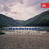 "Prague Philharmonia, Jiří Bělohlávek – Mendelssohn-Bartholdy: Symfonie č. 3 ""Skotská"" a č. 4 ""Italská"" – CD"