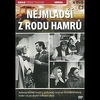 Různí interpreti – Nejmladší z rodu Hamrů – DVD
