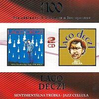 Laco Deczi – Sentimentálna trúbka / Jazz Cellula (Opus 100) – CD