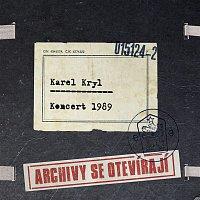 Karel Kryl – Koncert 1989 – CD