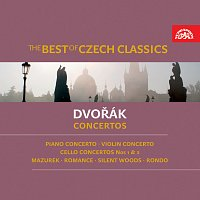 Různí interpreti – The Best of Czech Classics. Dvořák – Koncerty – CD