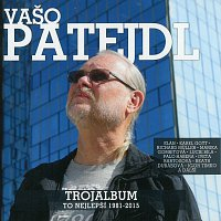 Vašo Patejdl – Trojalbum - To nejlepší 1981 - 2015 – CD