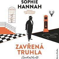 Martin Hruška – Zavřená truhla - Jedinečný Hercule Poirot a jeho nový případ (MP3-CD) – CD-MP3