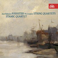 Stamicovo kvarteto – Foerster: Smyčcové kvartety (komplet) – CD