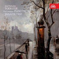 Janáčkovo trio – Klavírní tria - komplet – CD