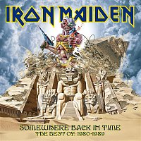 Iron Maiden – Somewhere Back In Time – CD