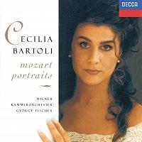 Cecilia Bartoli, Wiener Kammerorchester, Gyorgy Fischer – Cecilia Bartoli - Mozart Portraits – CD