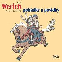 Jan Werich – Werich, Kubín: Jan Werich vypráví pohádky a povídky – CD