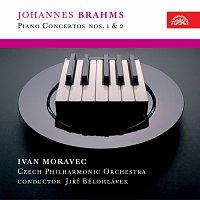 Ivan Moravec, Česká filharmonie, Jiří Bělohlávek – Brahms: Koncert pro klavír a orchestr č. 1 a č. 2 – CD