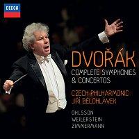 Garrick Ohlsson, Alisa Weilerstein, Frank Peter Zimmermann, Czech Philharmonic – Dvorák: Complete Symphonies & Concertos – CD