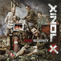 Xindl X – Praxe relativity – CD