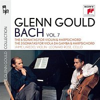Jaime Laredo, Glenn Gould, Johann Sebastian Bach – Glenn Gould plays Bach: The 6 Sonatas for Violin & Harpsichord BWV 1014-1019; The 3 Sonatas for Viola da gamba & Harpsichord BWV 1027-1029 – CD