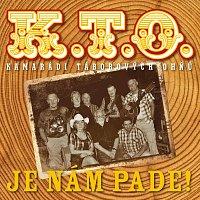 K.T.O. – Je nám pade! – CD