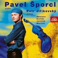Pavel Šporcl, Petr Jiříkovský – Houslový recitál – CD