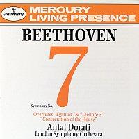 London Symphony Orchestra, Antal Doráti – Beethoven: Symphony No.7 / 3 Overtures – LP