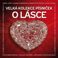 Různí interpreti – Velká kolekce písniček o lásce – CD