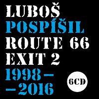 Luboš Pospíšil – Route 66 - Exit 2 - 1998-2016 – CD