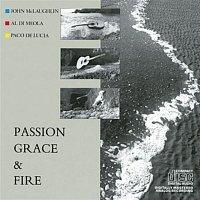 Al Di Meola, John McLaughlin, Paco De Lucía – Passion, Grace & Fire – CD