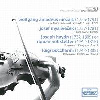 Pro Arte Antique Praha – Smyčcová kvarteta – CD