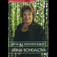 Jiřina Bohdalová – Síň slávy televizní zábavy – DVD