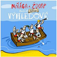 Mnaga A Zdorp – Výhledově! Best Of 25 let – CD