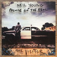 Neil Young + Promise of the Real – The Visitor – LP